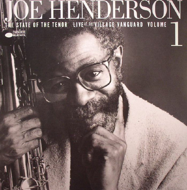 Joe Henderson - State Of The Tenor Vol. 1.