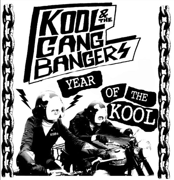 Kool & The Gang Bangers - Year of the Kool