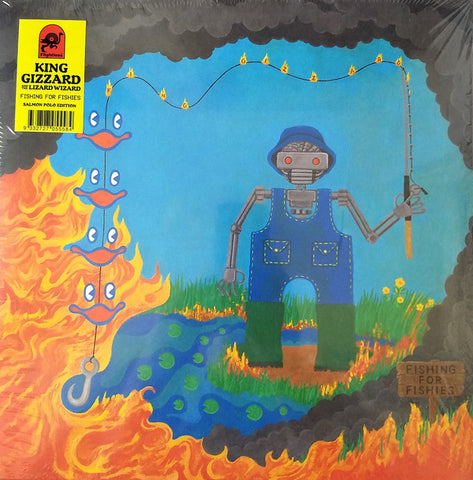 King Gizzard & The Lizard Wizard - Fishing For Fishies
