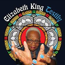 Elizabeth King - Testify b/w A Long Journey