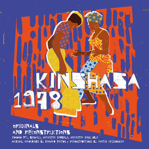 Various Artists - Kinshasha 1978 featuring Konono no 1
