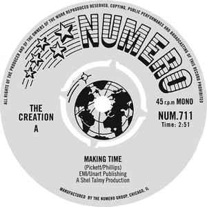 Creation - Making Time
