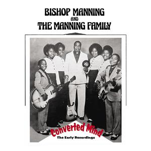 Bishop Manning Cd - Converted Mind