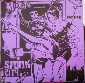Misfits - Spook City USA