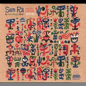 Sun Ra Lp - Live At Inter-Media Arts 1991