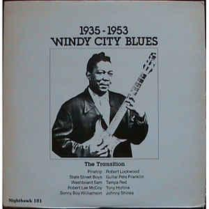 Various Artists - Windy City Blues: 1935-1953