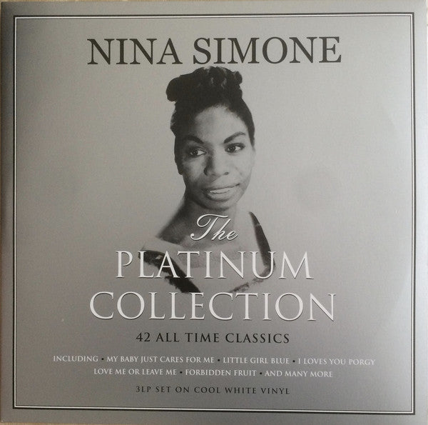Nina Simone ‎- The Platinum Collection: 42 All Time Classics