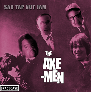 Axe-Men - Sac Tap Nut Jam