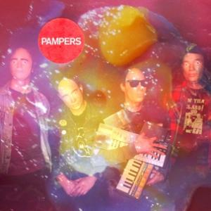 "Pampers 7"" - Right Tonight [in The Red]"