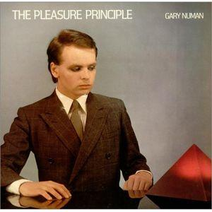 Gary Numan Lp - The Pleasure Principle