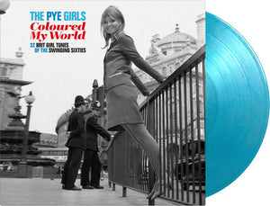 V/A - The PYE Girls Coloured My World (32 Brit Girl Tunes) [RSD]