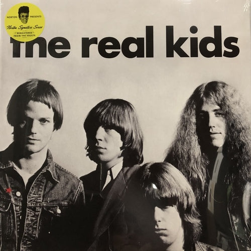 Real Kids, The - s/t