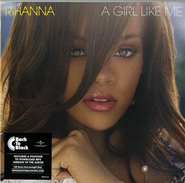Rihanna ‎- A Girl Like Me