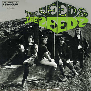 The Seeds ‎- S/T (Deluxe 50th Anniversary Edition)