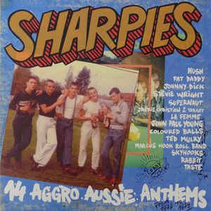 V/A - Sharpies: 14: Aggro Anthems 1972-1979