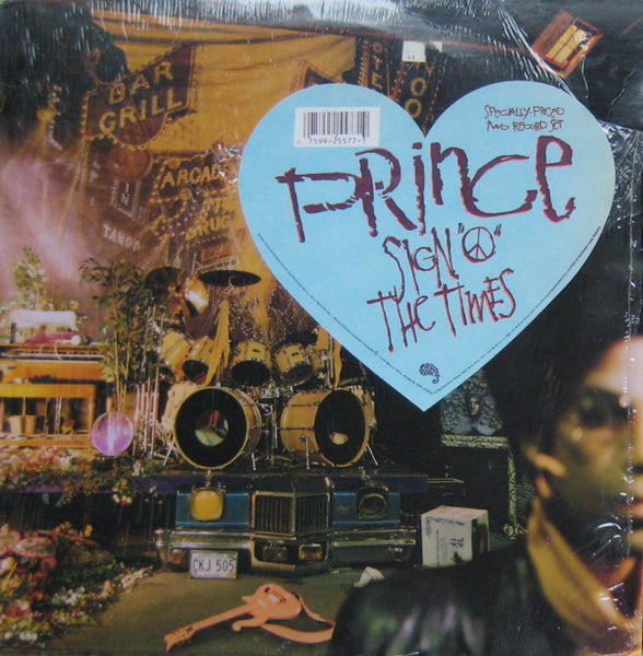 Prince - Sign 'O' The Times Picture Disc RSD