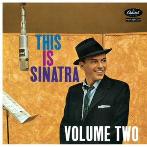 Frank Sinatra ‎- This Is Sinatra Volume Two