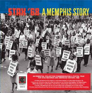 Stax '68 - A Memphis Story