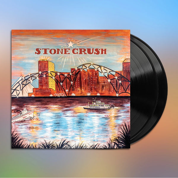 V/A - Stone Crush: Memphis Modern Soul 1977-1987 + GONER EXCLUSIVE 7""
