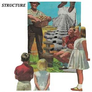 Structure - Self-titled