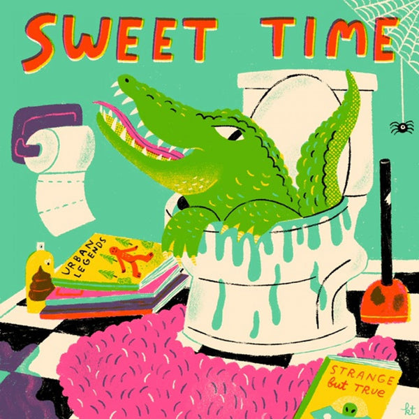 V/A Sweet Time Compilation 2XLP