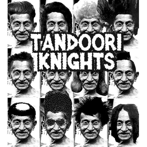 Tandoori Knights - Temple Of Boom