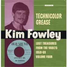 V/A - Kim Fowley: Technicolor Grease