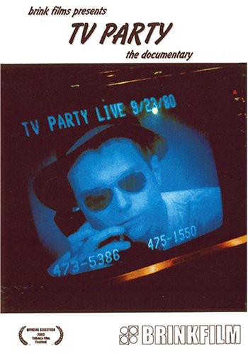 TV Party - The Documentary DVD