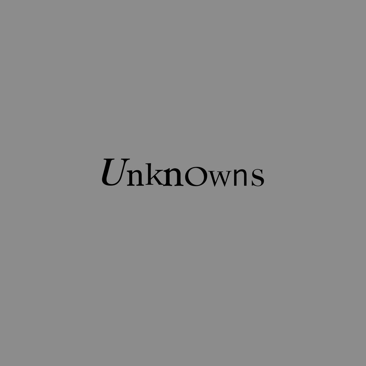 Dead C - Unknowns