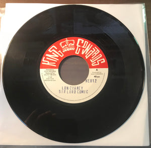 Sir Lord Comic & The Skatalites / The Upsetters ‎– Lon Chaney (Used 45)