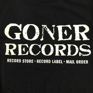 "Goner ""Store-Label-Mail Order"" T-Shirt"