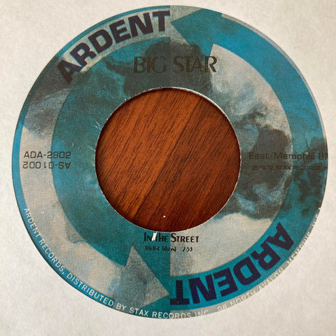 Big Star - In the Street (Used 45)