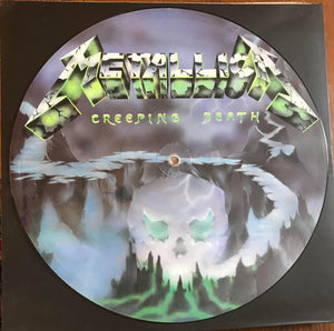 Metallica - Creeping Death (Used Picture Disc)