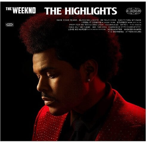 Weeknd - Highlights COMPACT DISC