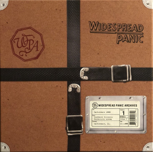Widespread Panic ‎- Carbondale 2000
