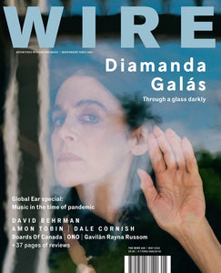 Wire Magazine #435  May 2020 w/Diamanda Galas