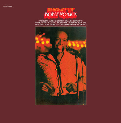 "Bobby Womack - The Womack ""Live"""