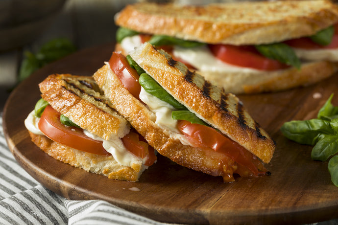 8 Delicious and Healthy Grilled Cheese Ideas