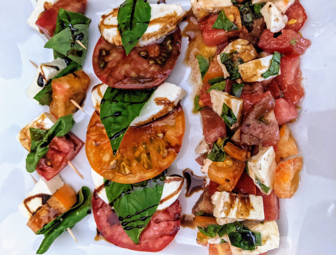 Summer Recipe Series - Caprese Salad