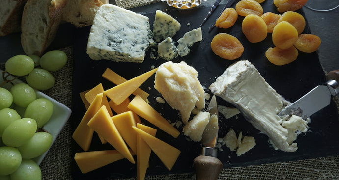 Dinner Party Tip #6 - Serve A Cheese Platter As Soon As Your Guests Arrive