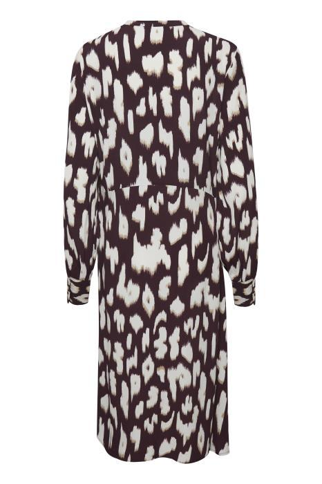 Midikleid Cristy Animal Print - SHILA