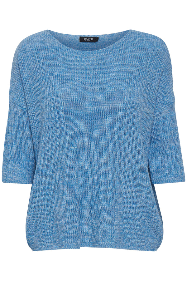 Pullover Tuesday in Lichen Blue