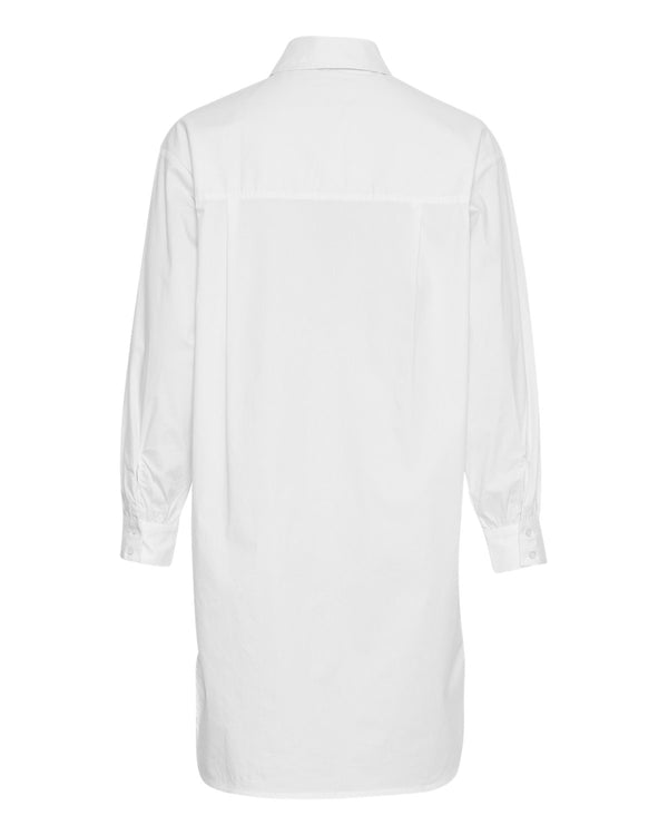 Longbluse Anou Ava in Bright White