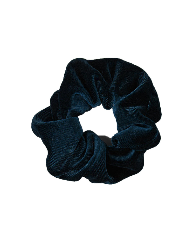 Mini Velour Scrunchy Sky Captain - SHILA