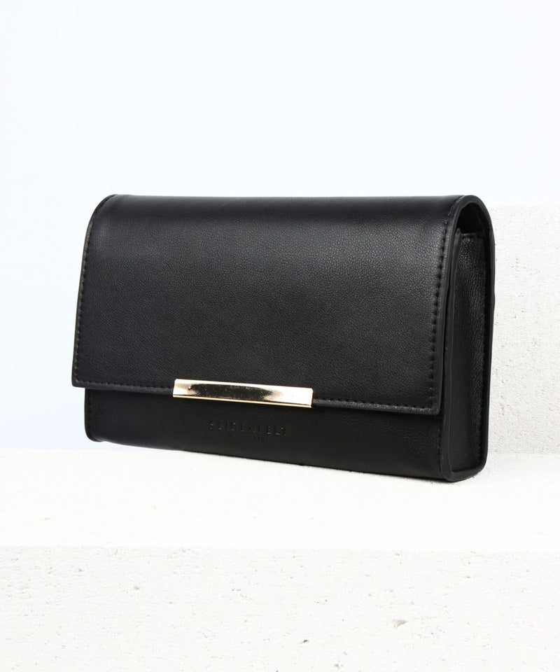 Clutch Verdal Black - SHILA