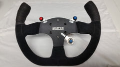 Salasko Racing & OverRev Fabrication Steering Wheel Spacer