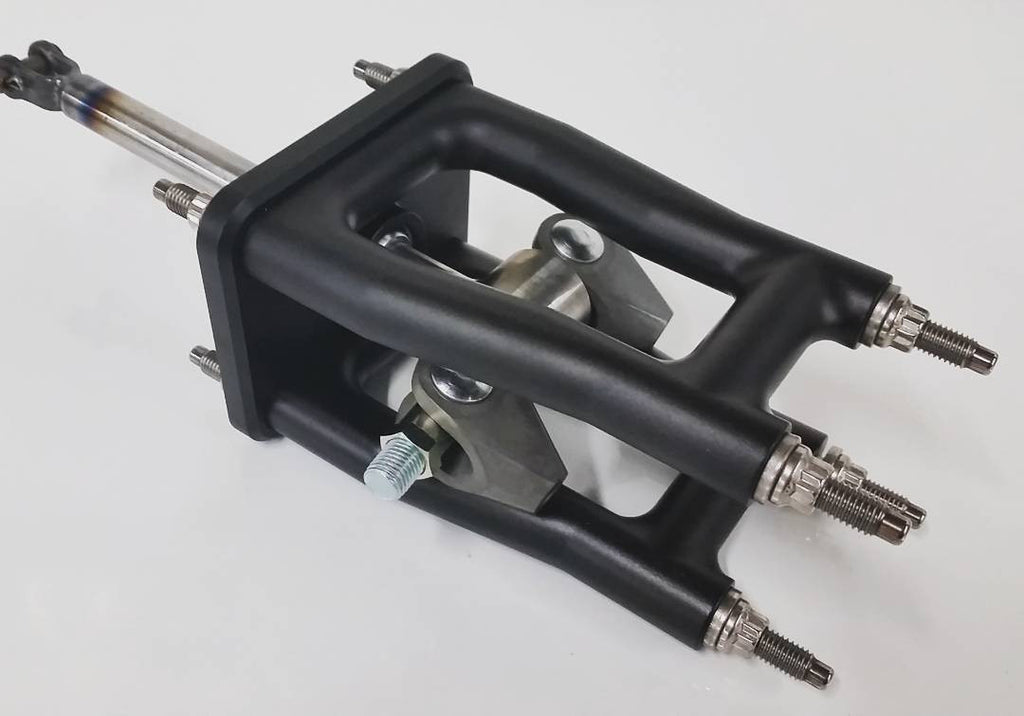 Dual Master Cylinder Conversion