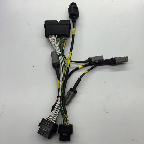 MoTeC M800 to M130 Adapter Harness