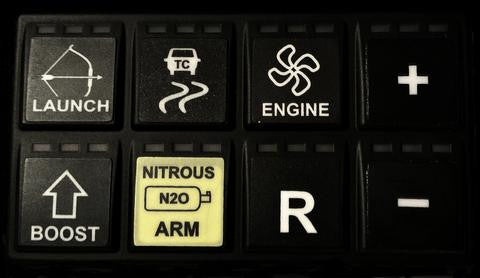 Salasko Racing Keypad GPA - MoTeC M1 Package