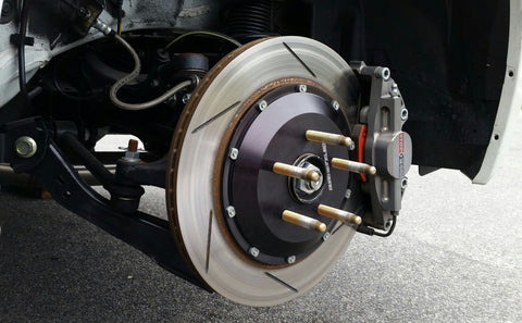 FR-S / BRZ / GT86 - Custom Stoptech Front & Rear Big Brake Kit